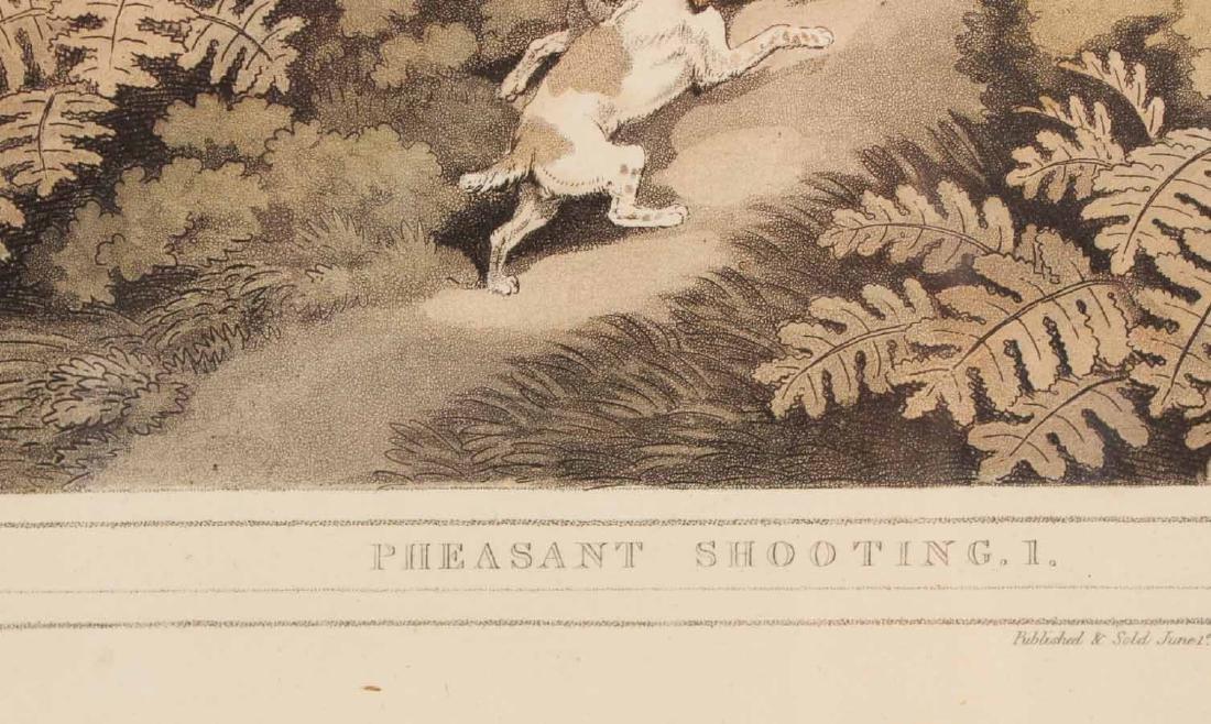 Four Lithographs, Sporting Scenes, Samuel Howitt - 5