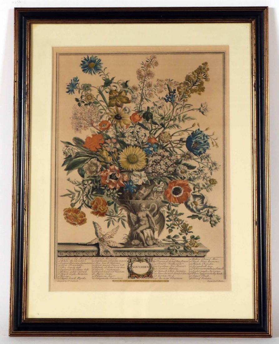 Three Botanical Still Life Prints - 2