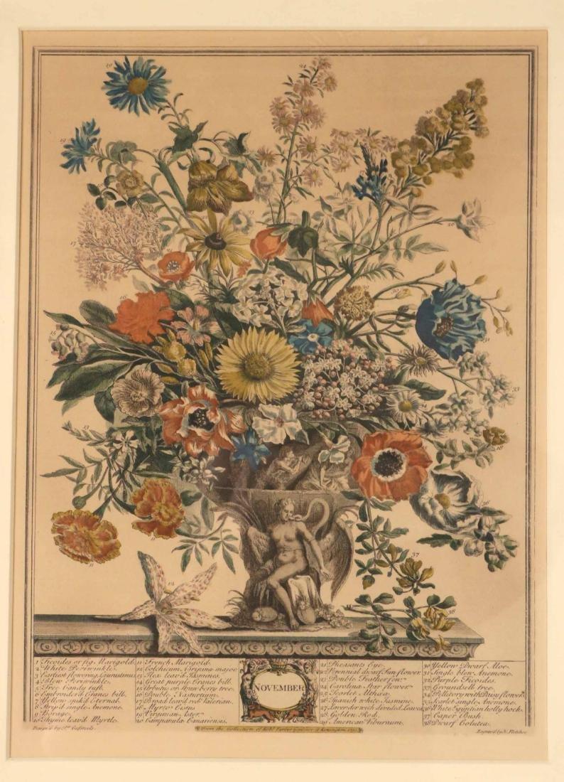 Three Botanical Still Life Prints - 3