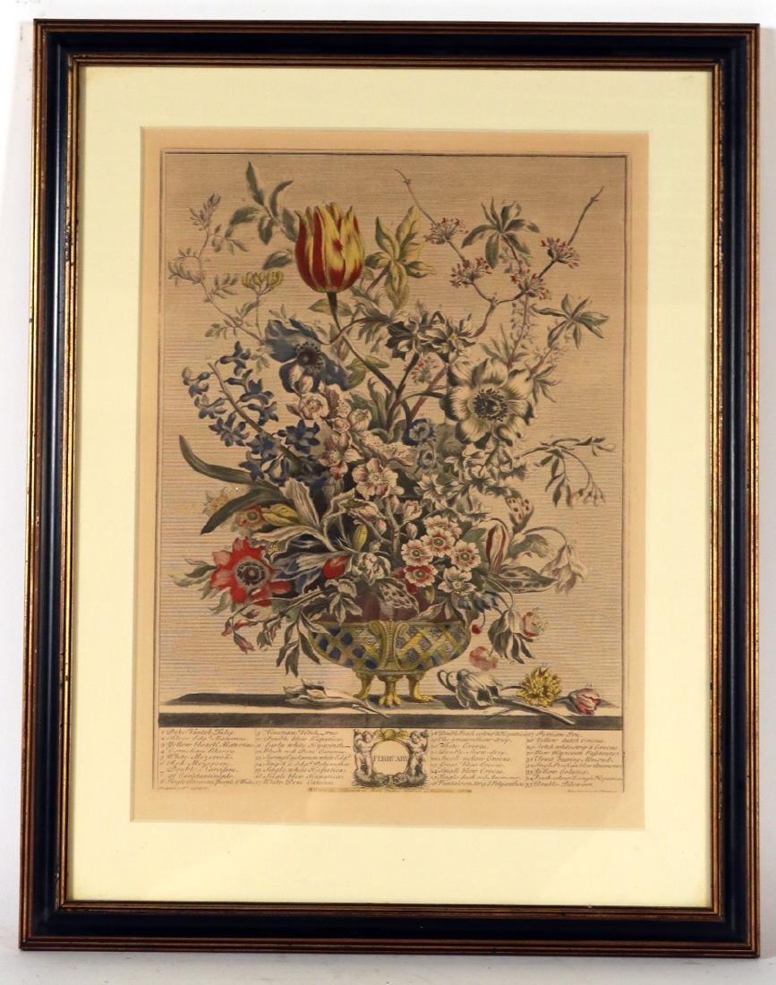 Three Botanical Still Life Prints - 9