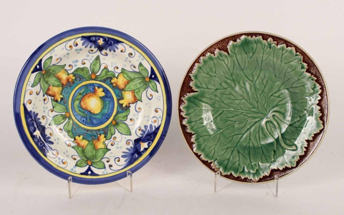 Eleven Italian Giacomini Orvieto Ceramic Bowls