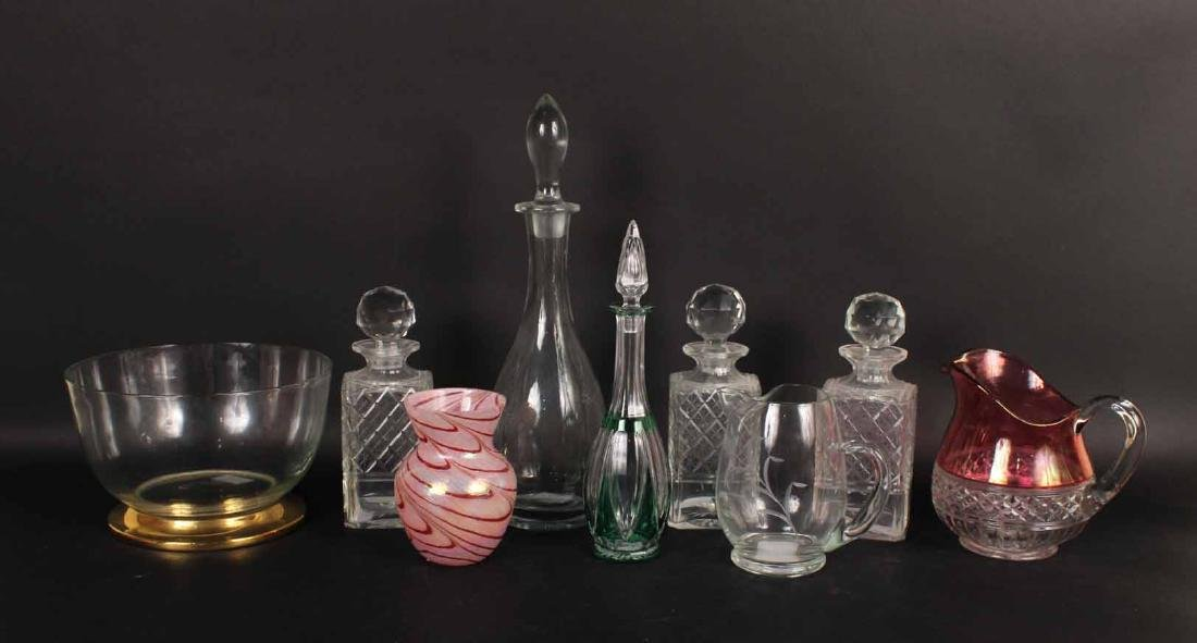 Nine Glass Table Articles