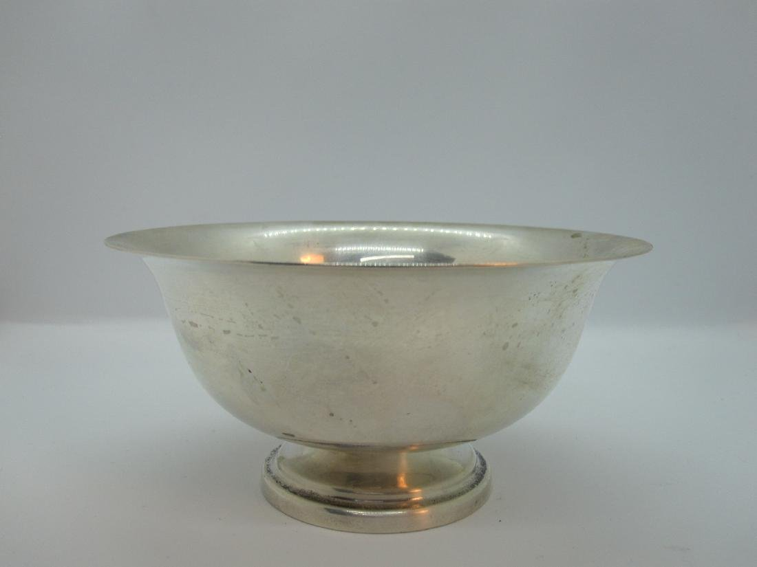 MEXICAN STERLING SILVER WASTE BOWL
