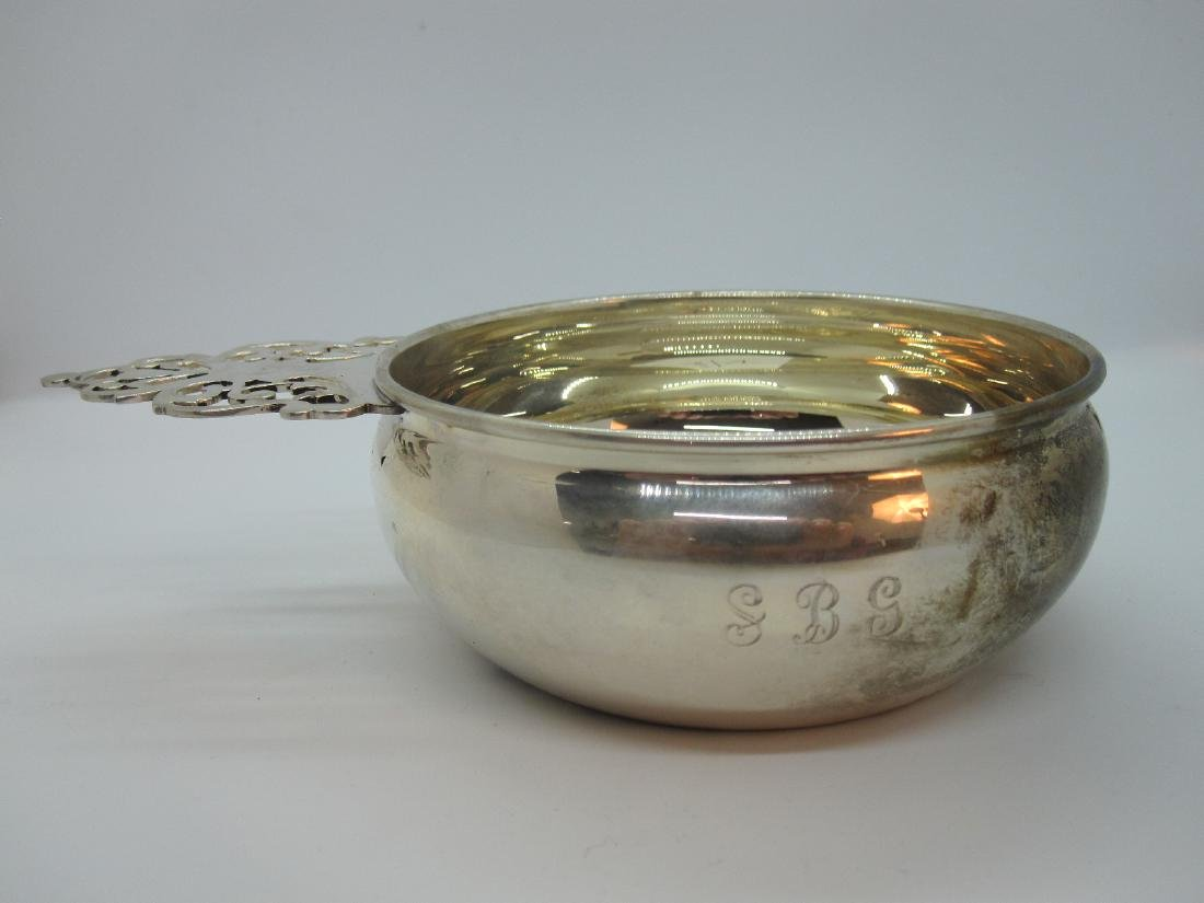 STERLING SILVER PORRINGER BY FINA