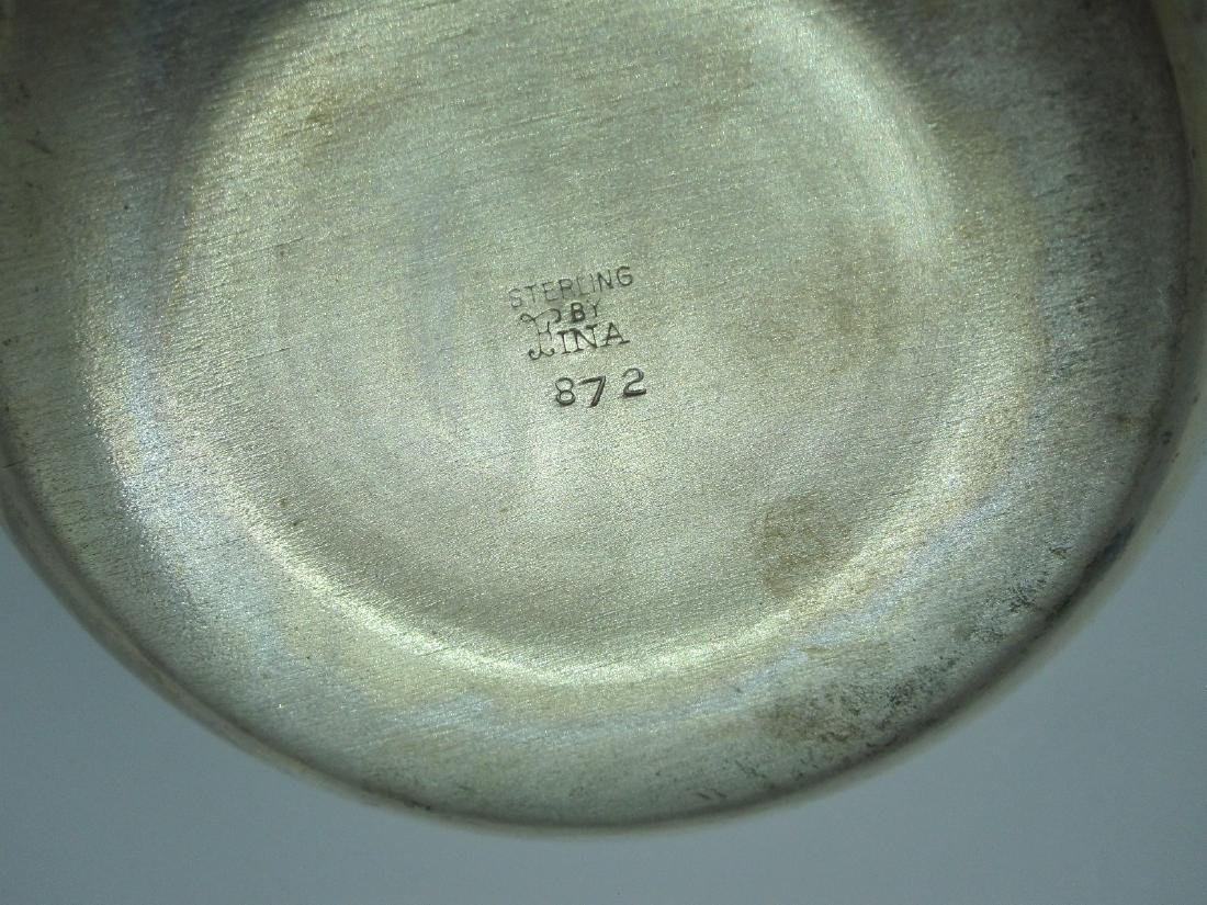 STERLING SILVER PORRINGER BY FINA - 3