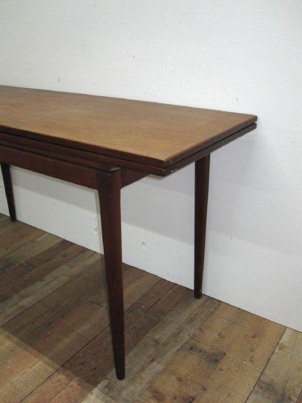 MID CENTURY JENS RISOM DESIGN DINING TABLE - 2