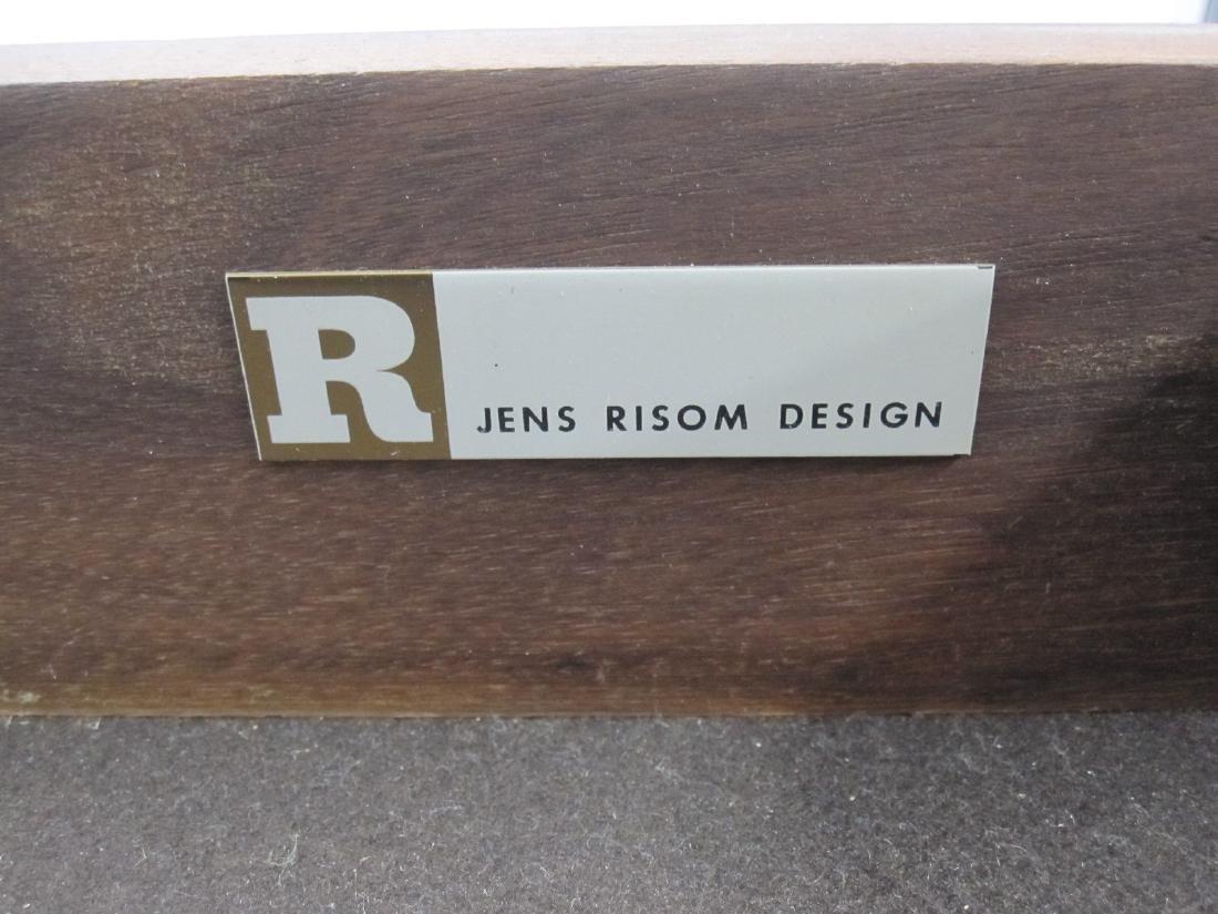 MID CENTURY JENS RISOM DESIGN DINING TABLE - 5