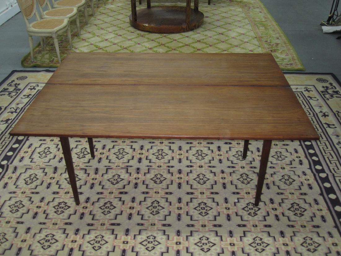 MID CENTURY JENS RISOM DESIGN DINING TABLE - 7
