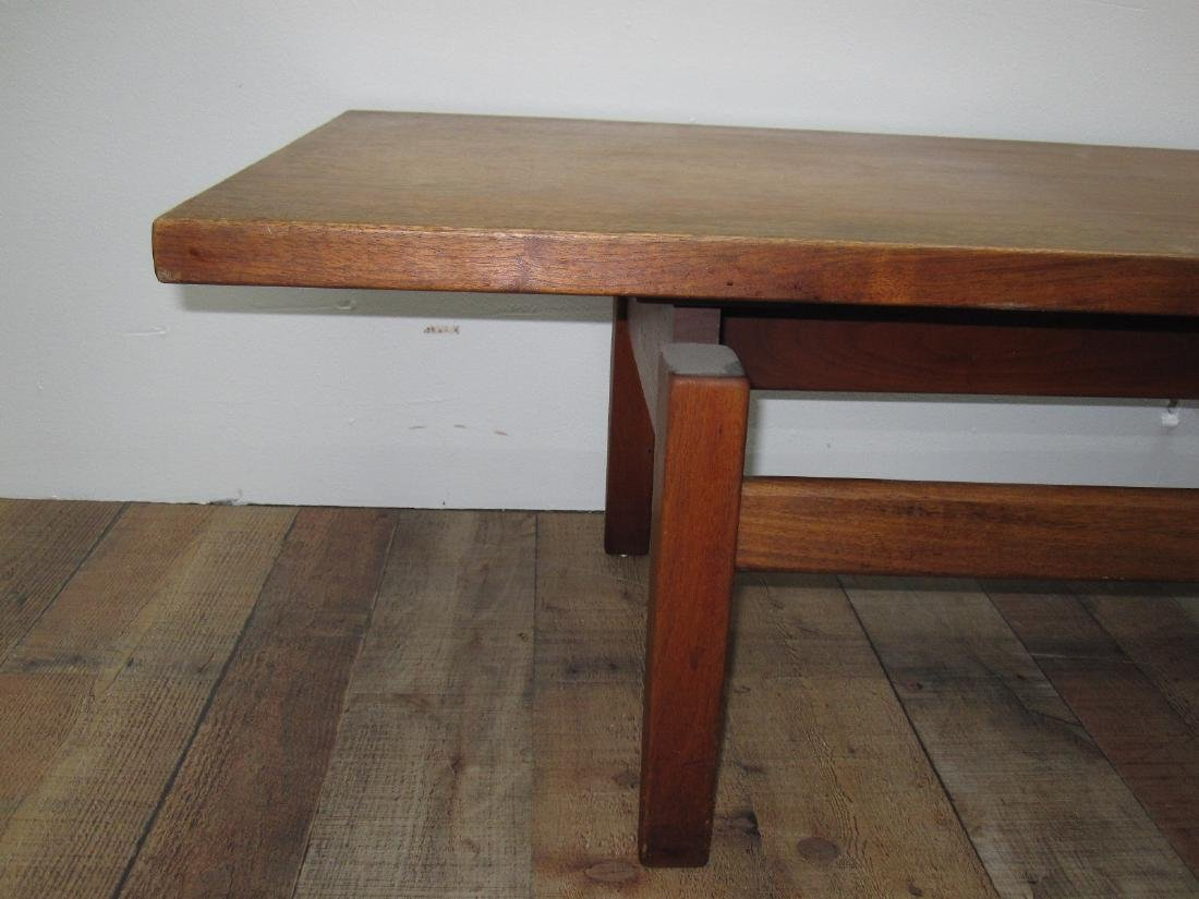 MID CENTURY JENS RISOM DESIGN LOW TABLE - 2