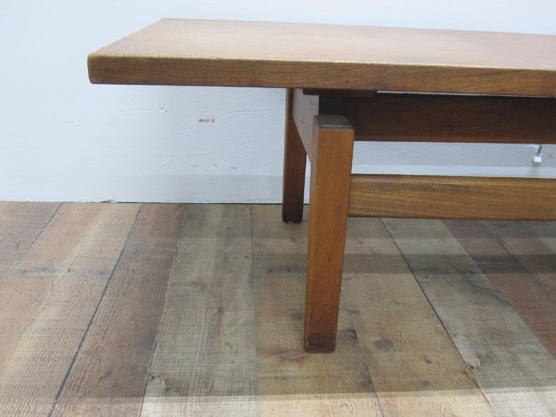 MID CENTURY JENS RISOM DESIGN LOW TABLE - 3
