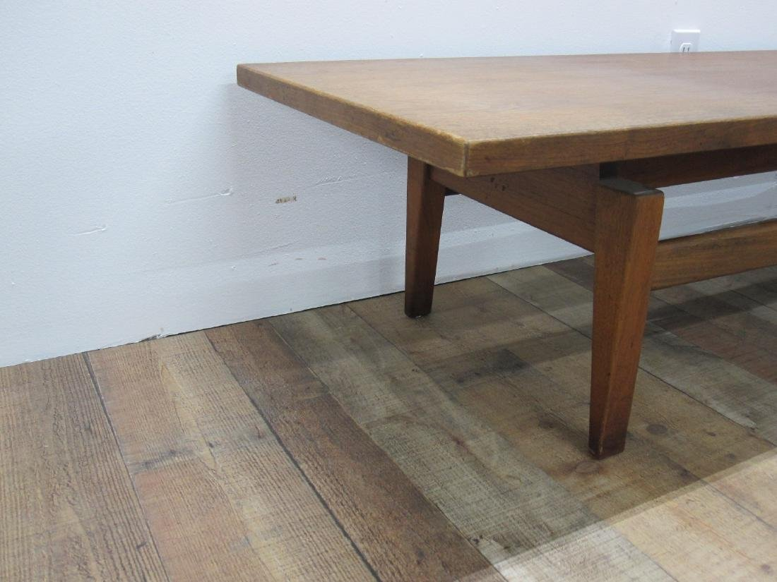 MID CENTURY JENS RISOM DESIGN LOW TABLE - 4