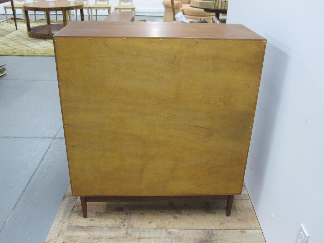 MID CENTURY FALL FRONT DRESSER - 9