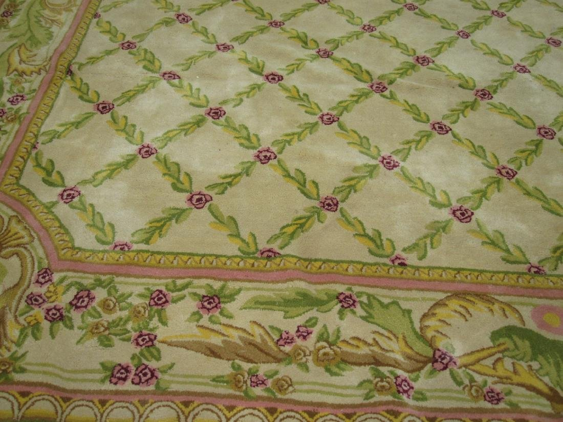 PHOENIX OVERSIZED FLORAL DECORATED CARPET - 2