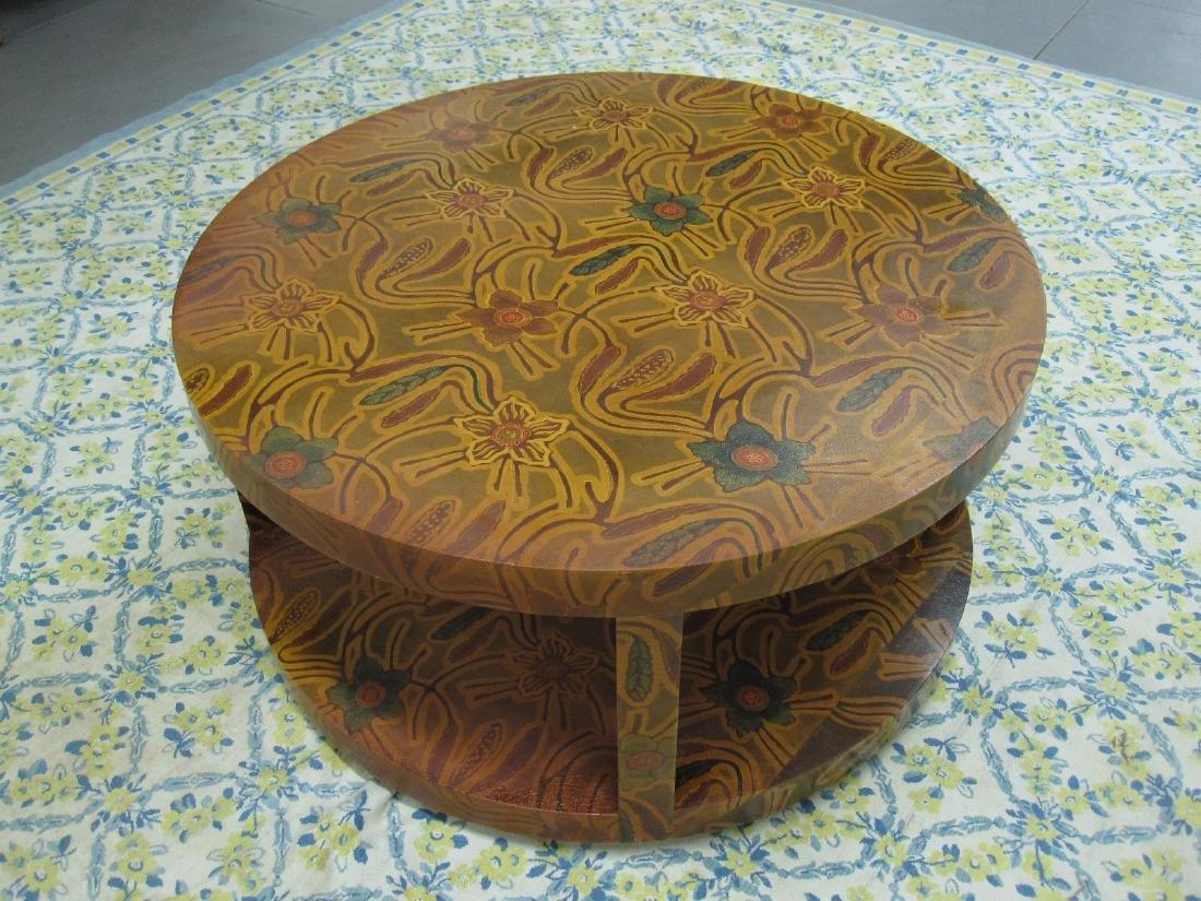 MODERN CENTER TABLE - 2