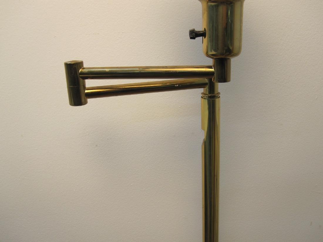 MODERN BRASS FLOOR LAMP - 2