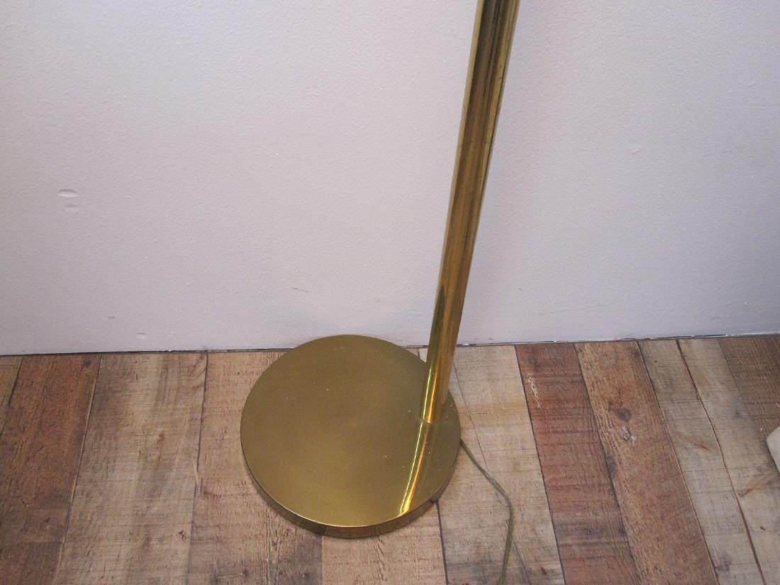MODERN BRASS FLOOR LAMP - 3