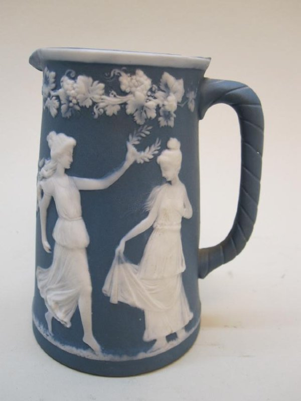 JASPERWARE PITCHER