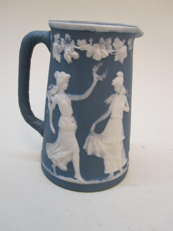 JASPERWARE PITCHER - 2