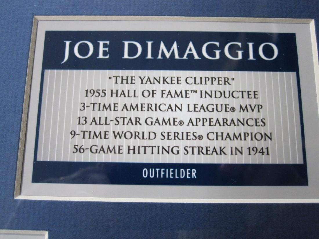 NEW YORK YANKEES ALL TIME GREATS - 5