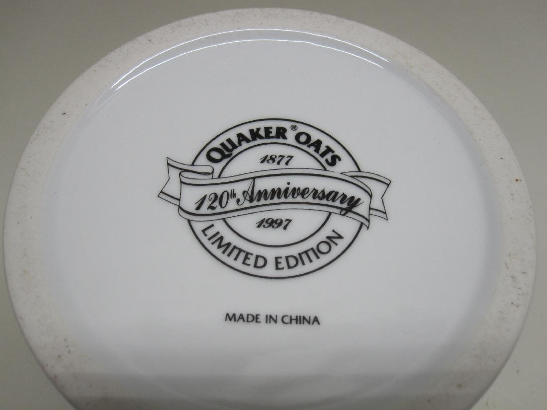 VINTAGE QUAKER OATS COOKIE JAR - 4