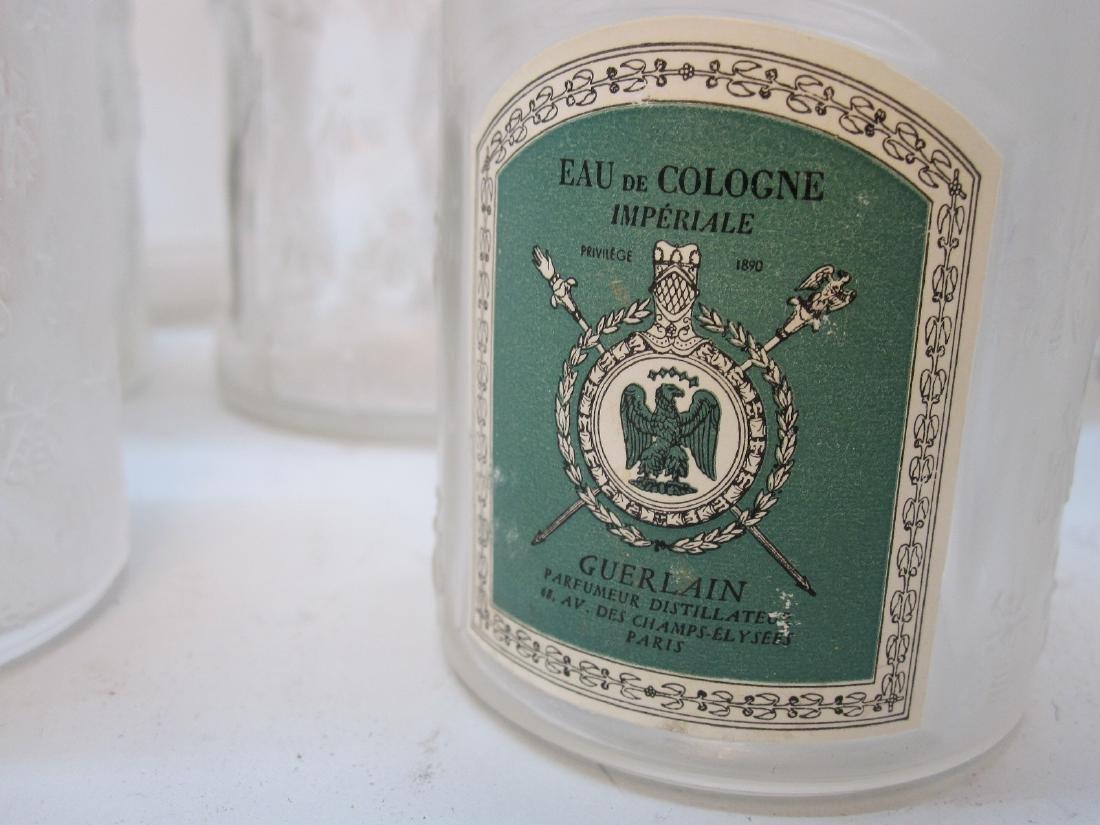 12 ASSORTED EAU DE COLOGNE BOTTLES - 3