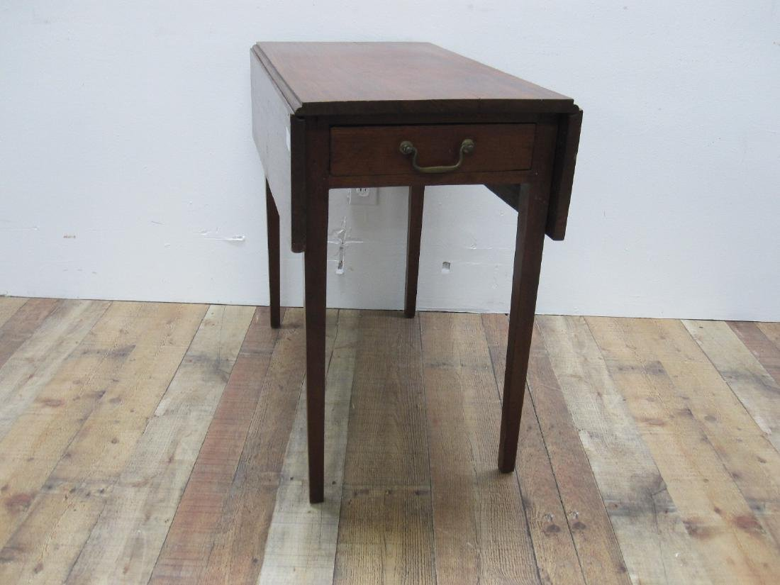 CHERRYWOOD DROP LEAF TABLE