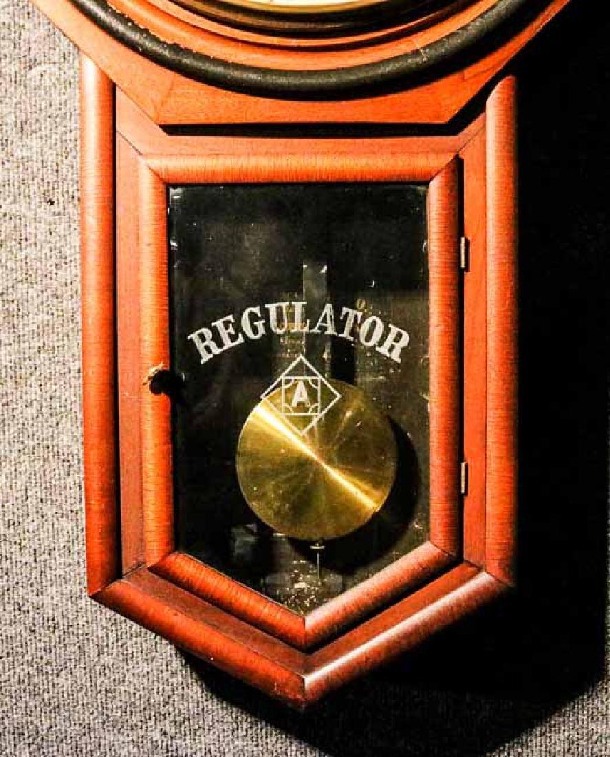 REGULATOR WALL CLOCK - 2