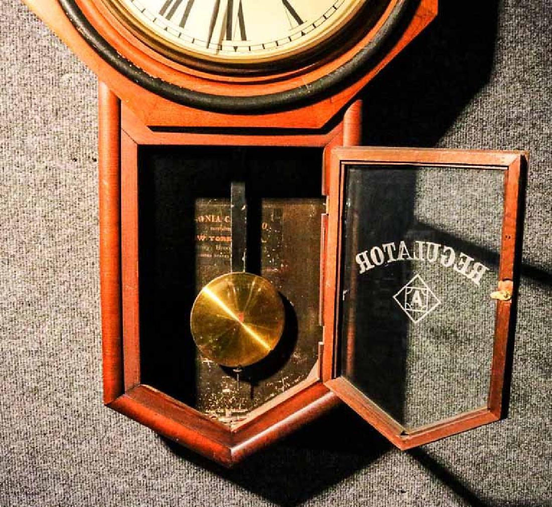 REGULATOR WALL CLOCK - 3