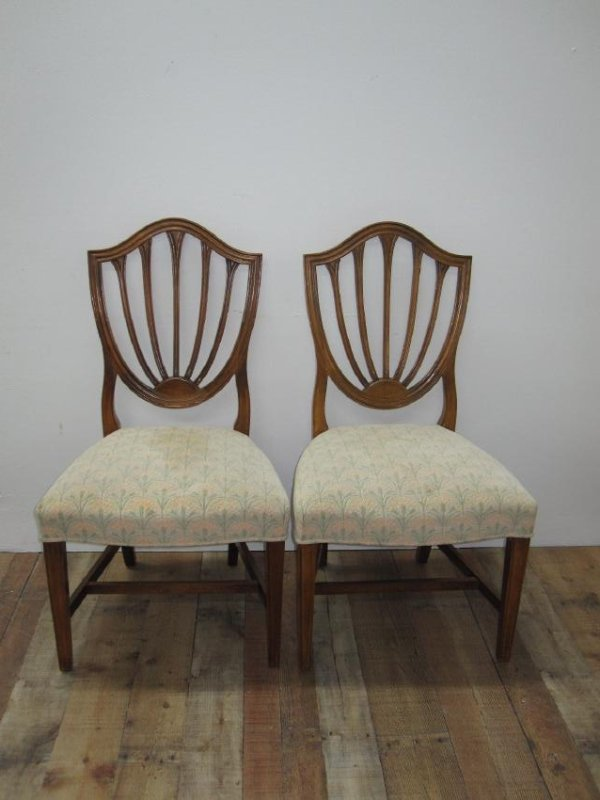 SIX CENTURY FURNITURE DINING CHAIRS - 3