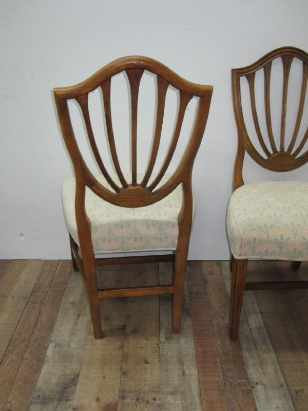 SIX CENTURY FURNITURE DINING CHAIRS - 5