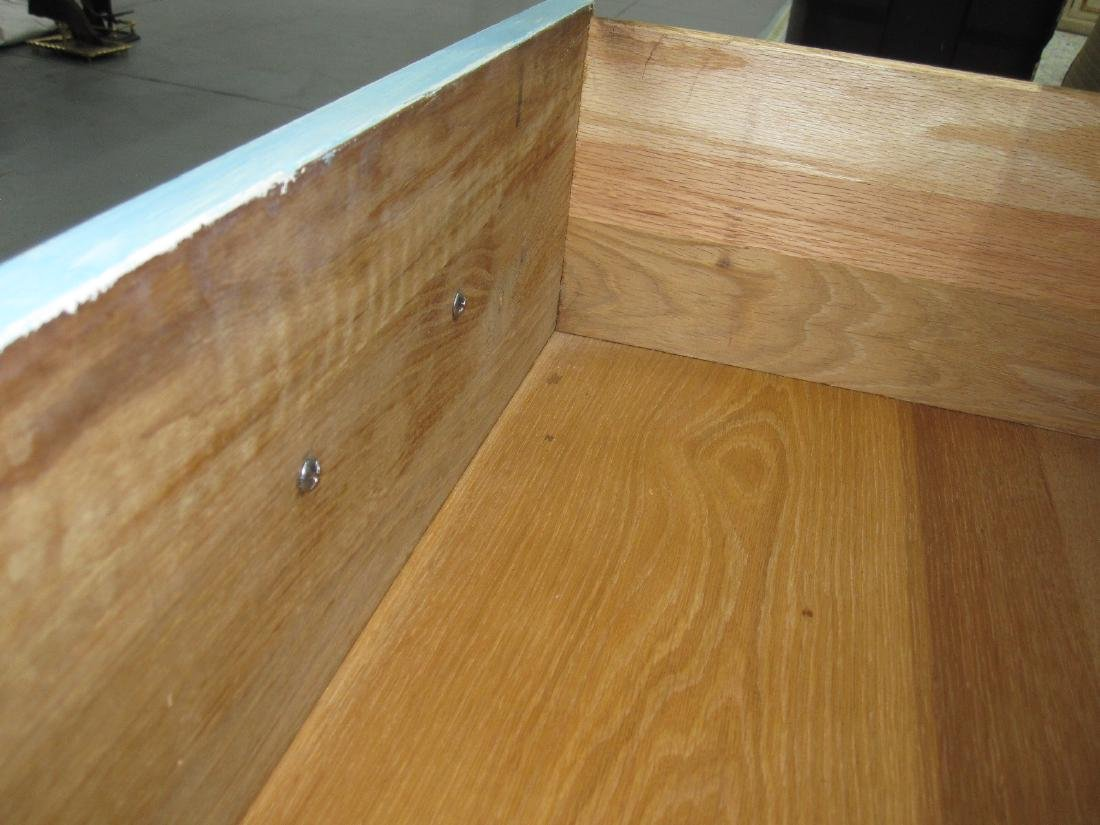 FRENCH PROVINCIAL CHEST OF DRAWERS - 3