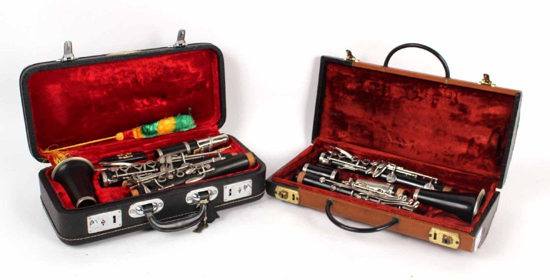 TWO CLARINETS