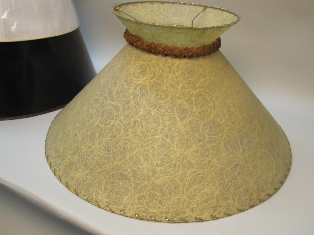 GROUP OF 6  ASSORTED LAMP SHADES - 2