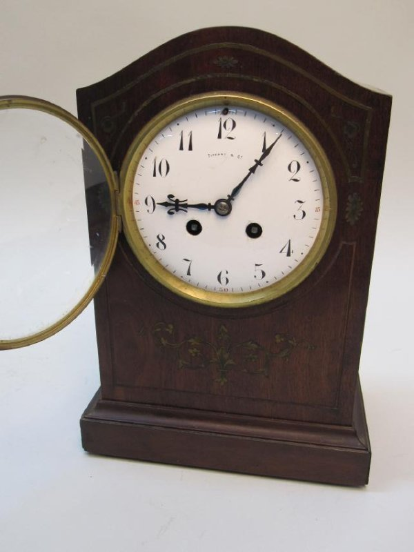 TIFFANY AND COMPANY MANTLE CLOCK