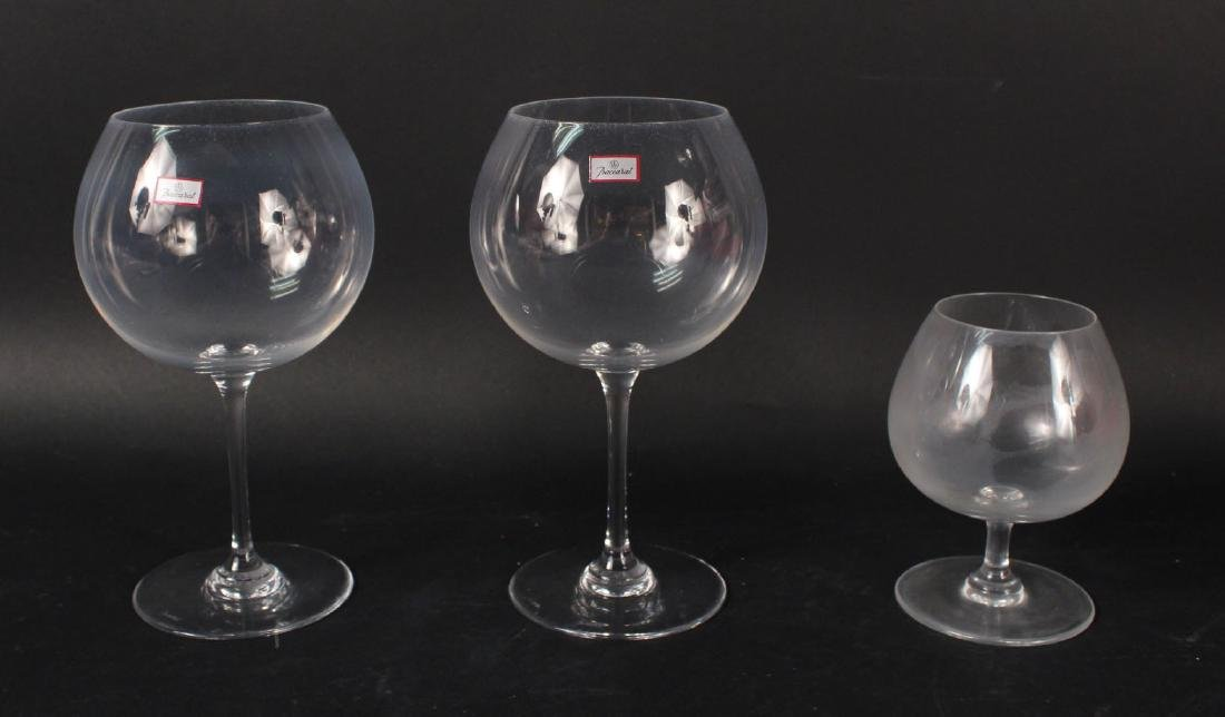 Three Boxed Sets of Baccarat Glasses - 2
