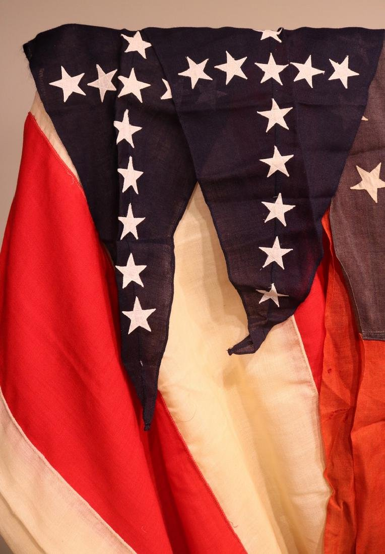 Large Group of Vintage Flags - 2