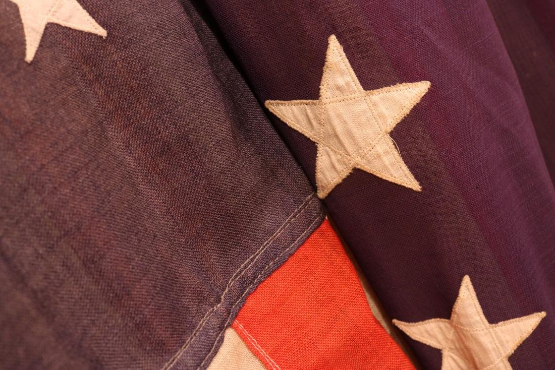 Large Group of Vintage Flags - 4