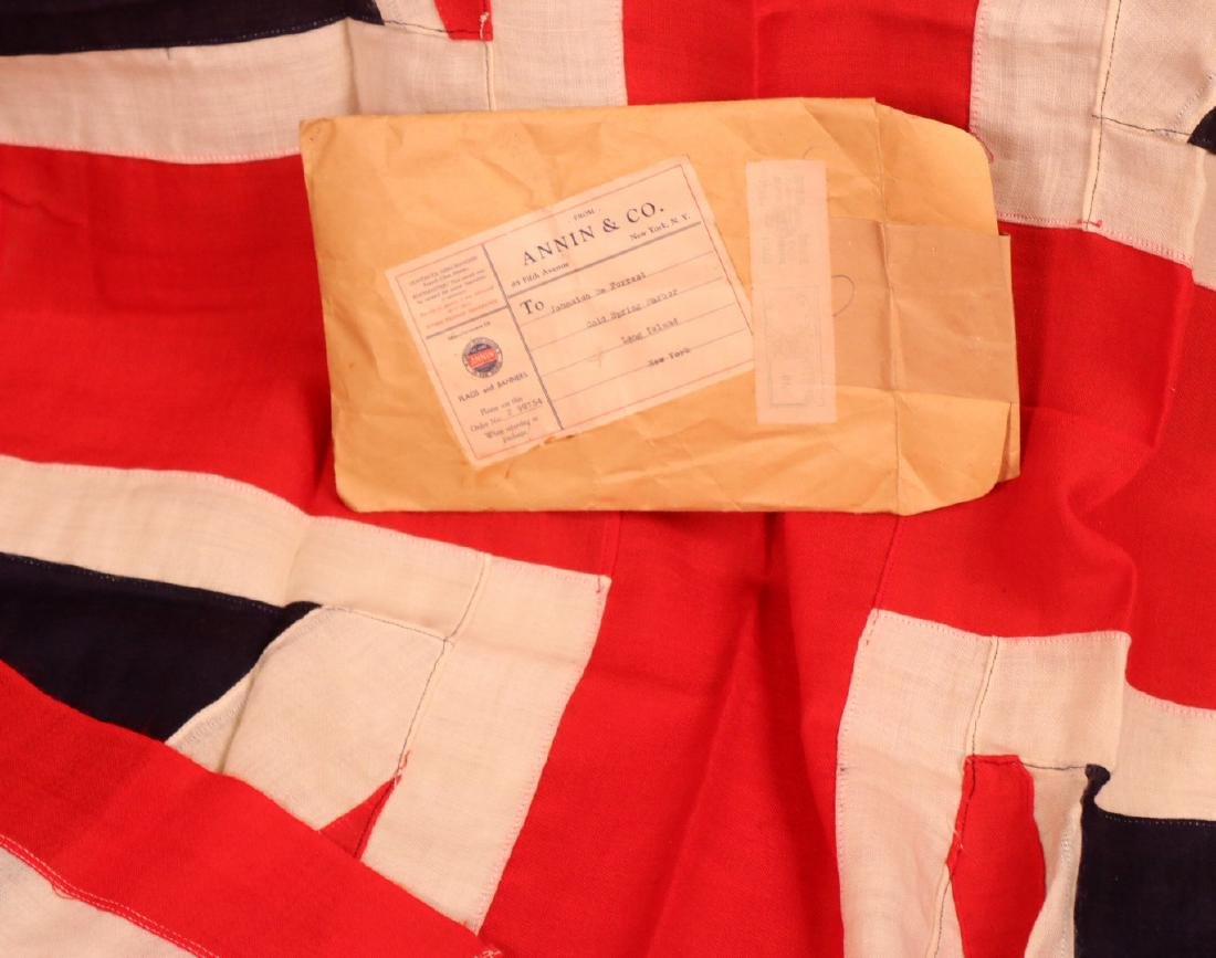 Large Group of Vintage Flags - 6