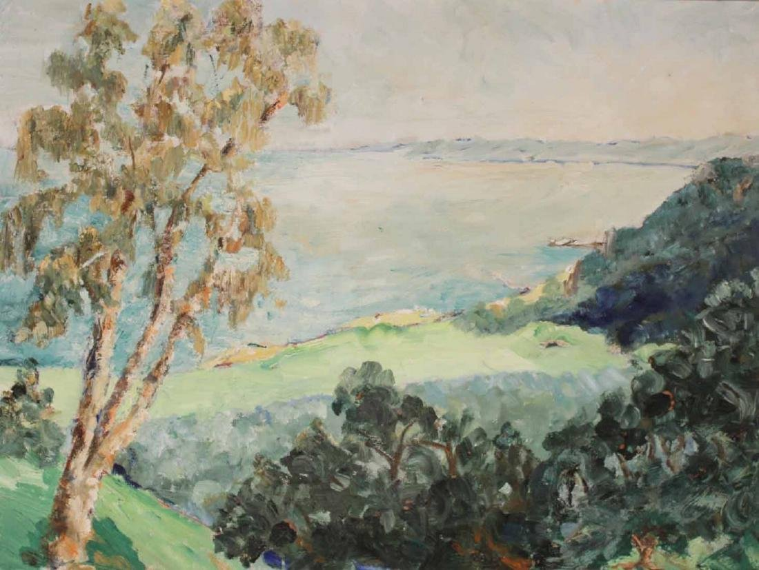 Oil on Canvas, Landscape, Harriet Ogden - 2