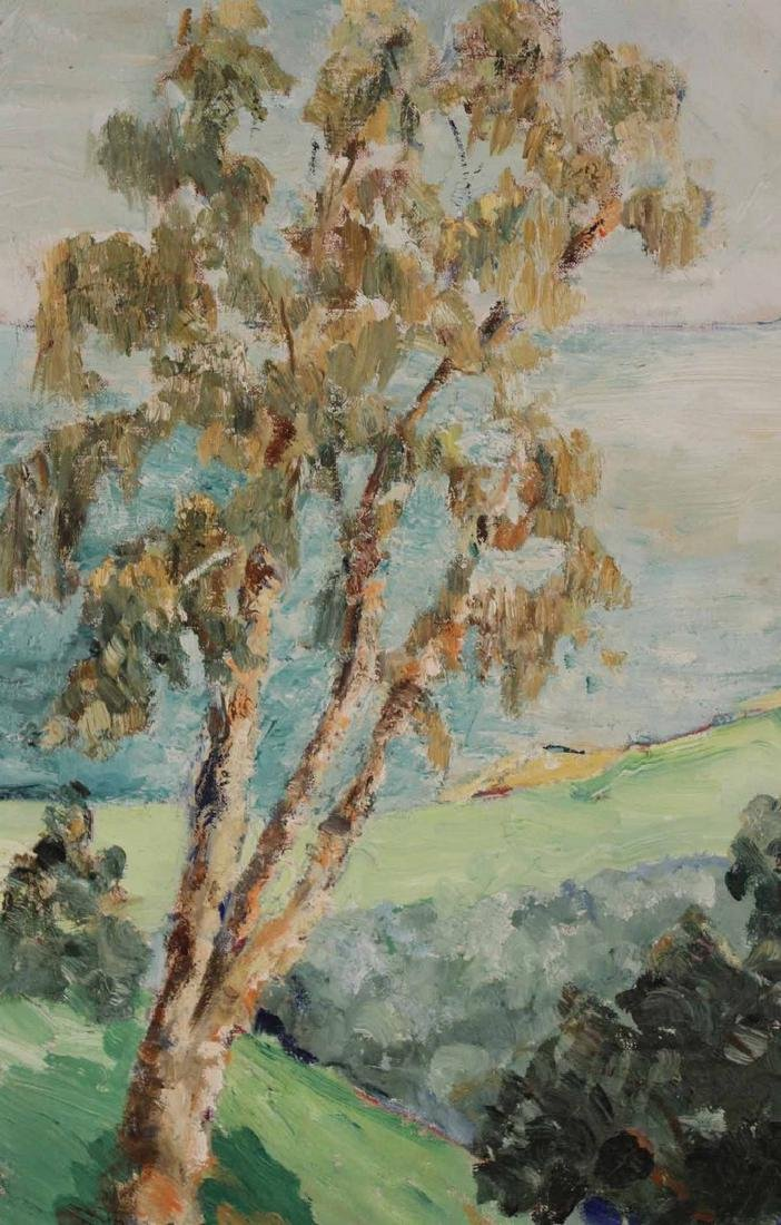 Oil on Canvas, Landscape, Harriet Ogden - 3