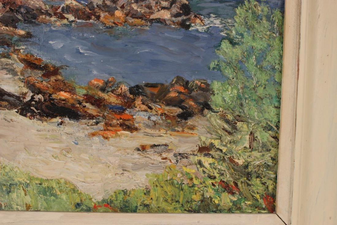 Oil on Canvas, Landscape, Harriet Ogden - 3