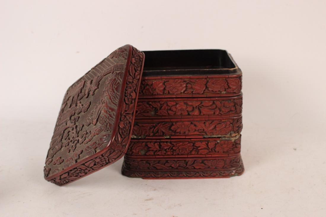 Cinnabar Bento Box - 3