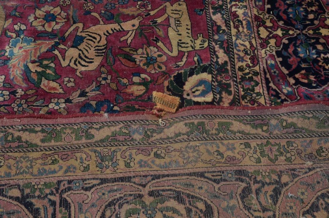 Kerman Carpet - 11