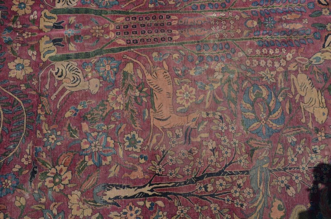 Kerman Carpet - 7