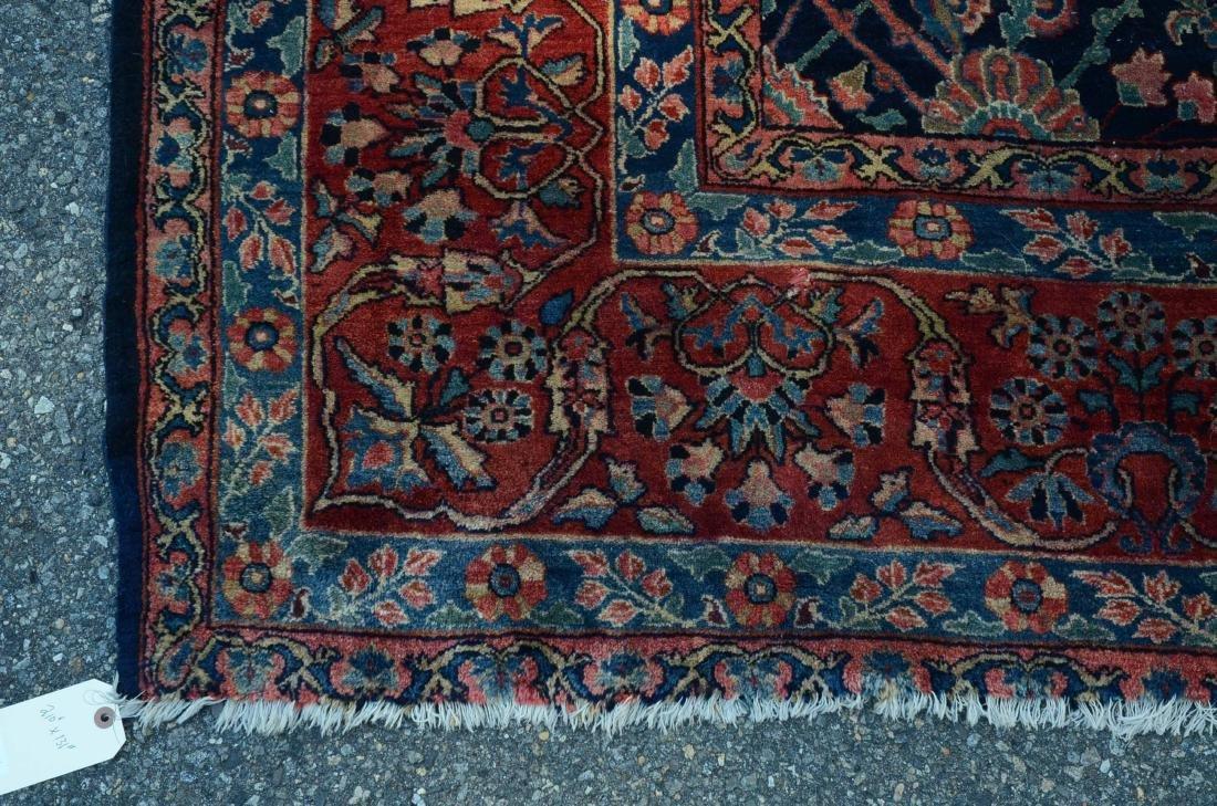 Sarouk Carpet - 7