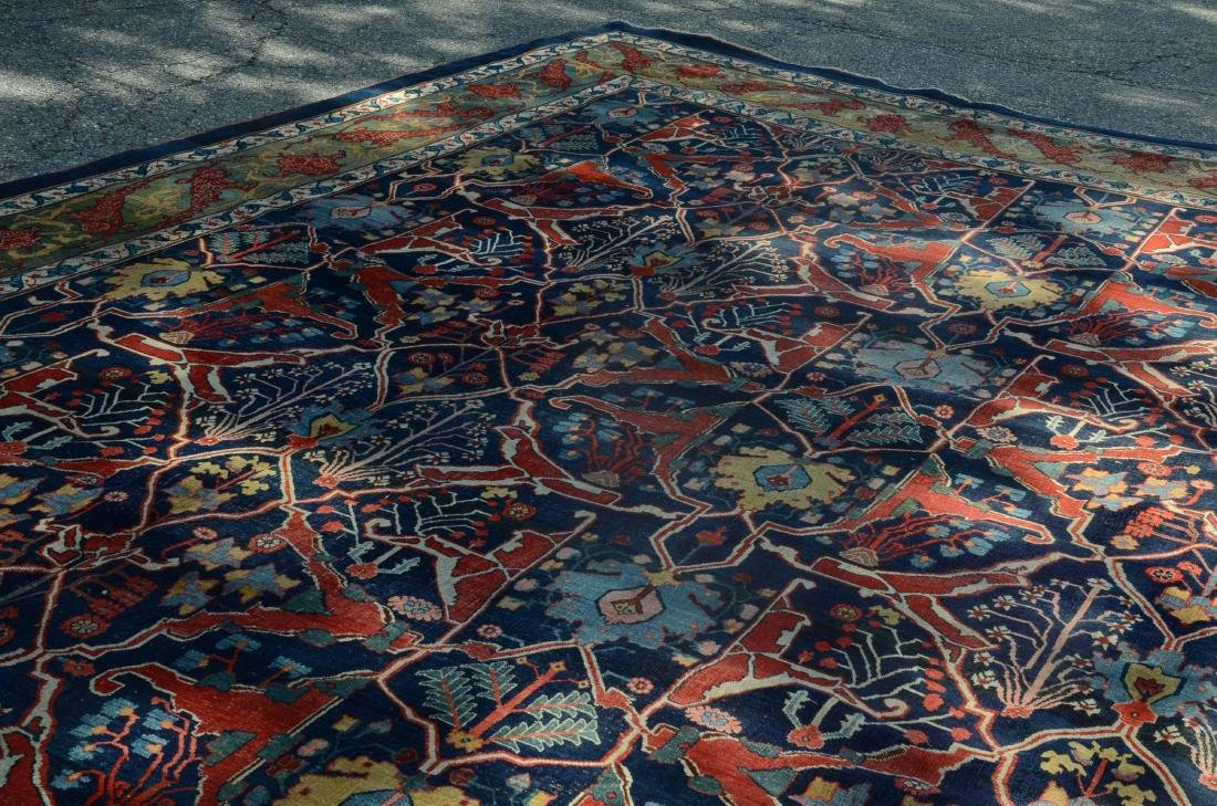 Bidjar Carpet - 8