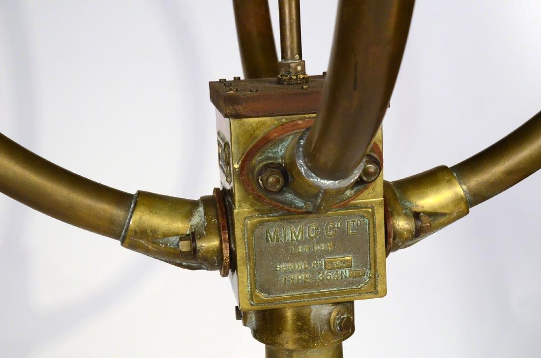 Nautical Brass Range Finder - 3