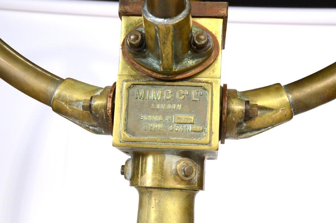 Nautical Brass Range Finder - 6
