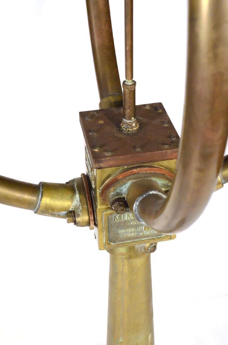 Nautical Brass Range Finder - 7