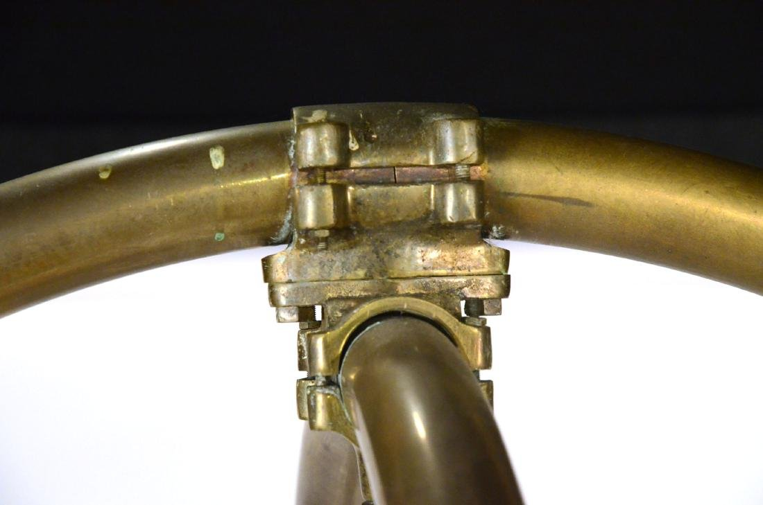 Nautical Brass Range Finder - 8